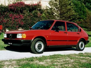 1980-83 Alfa-Romeo Alfasud
