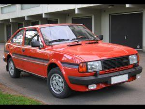 1984 Skoda Rapid Type 743