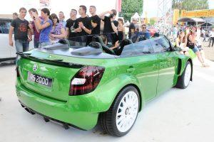 2011 Skoda Fabia RS 2000