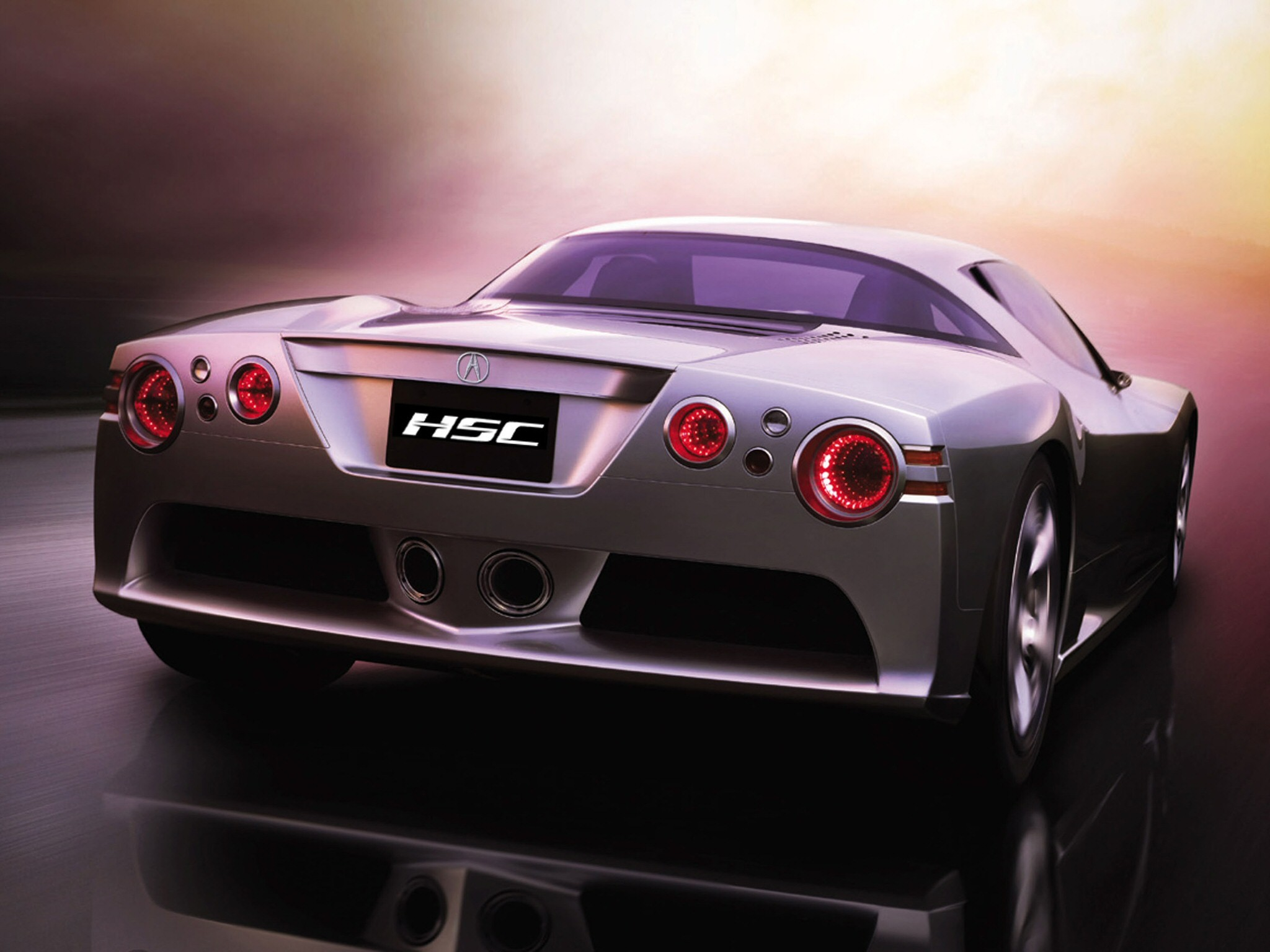 2004 Acura High-Performance HSC