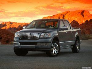 2005 Lincoln Mark LT