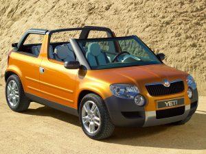 2005 Skoda Yeti Pick Up