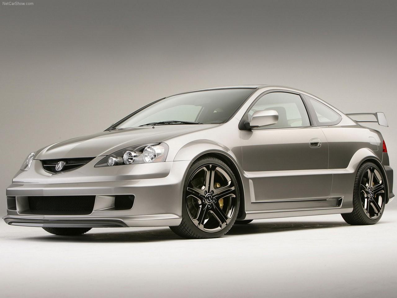 2005 Acura RSX Aspec Concept
