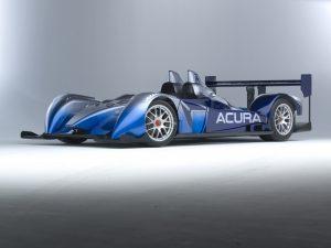 2006 Acura ALMS Race Car Concept