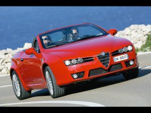2007 Alfa-Romeo Spider
