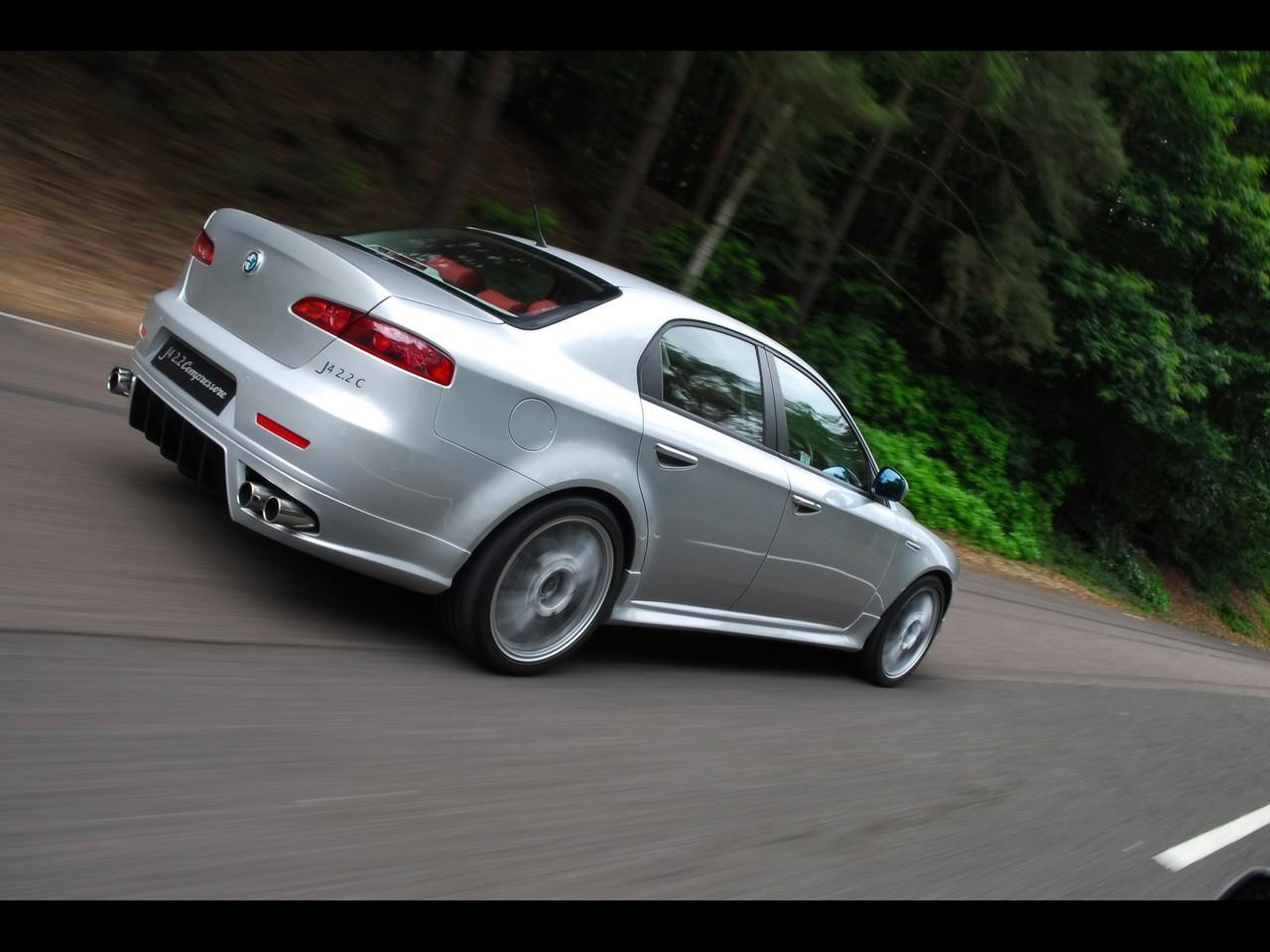 2008 Autodelta-Alfa-Romeo 159 j4 2.2 C