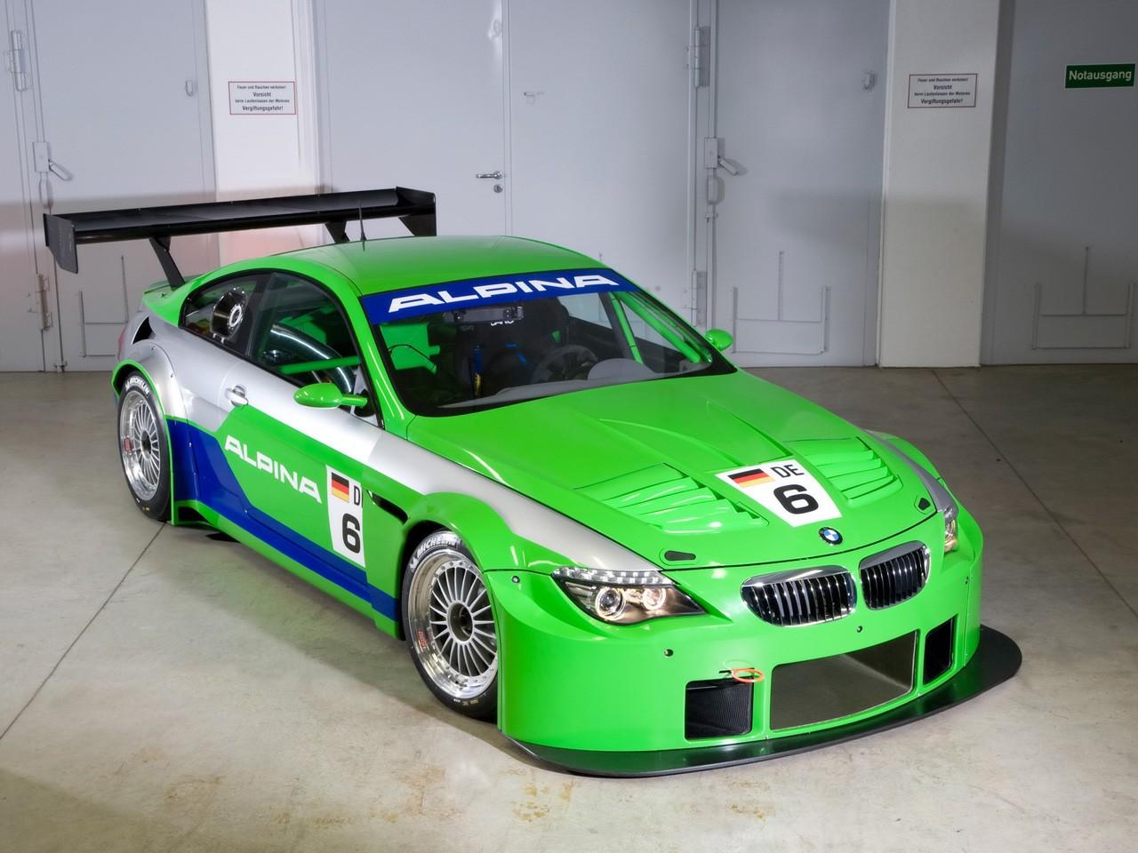 2009 Alpina B6 GT3