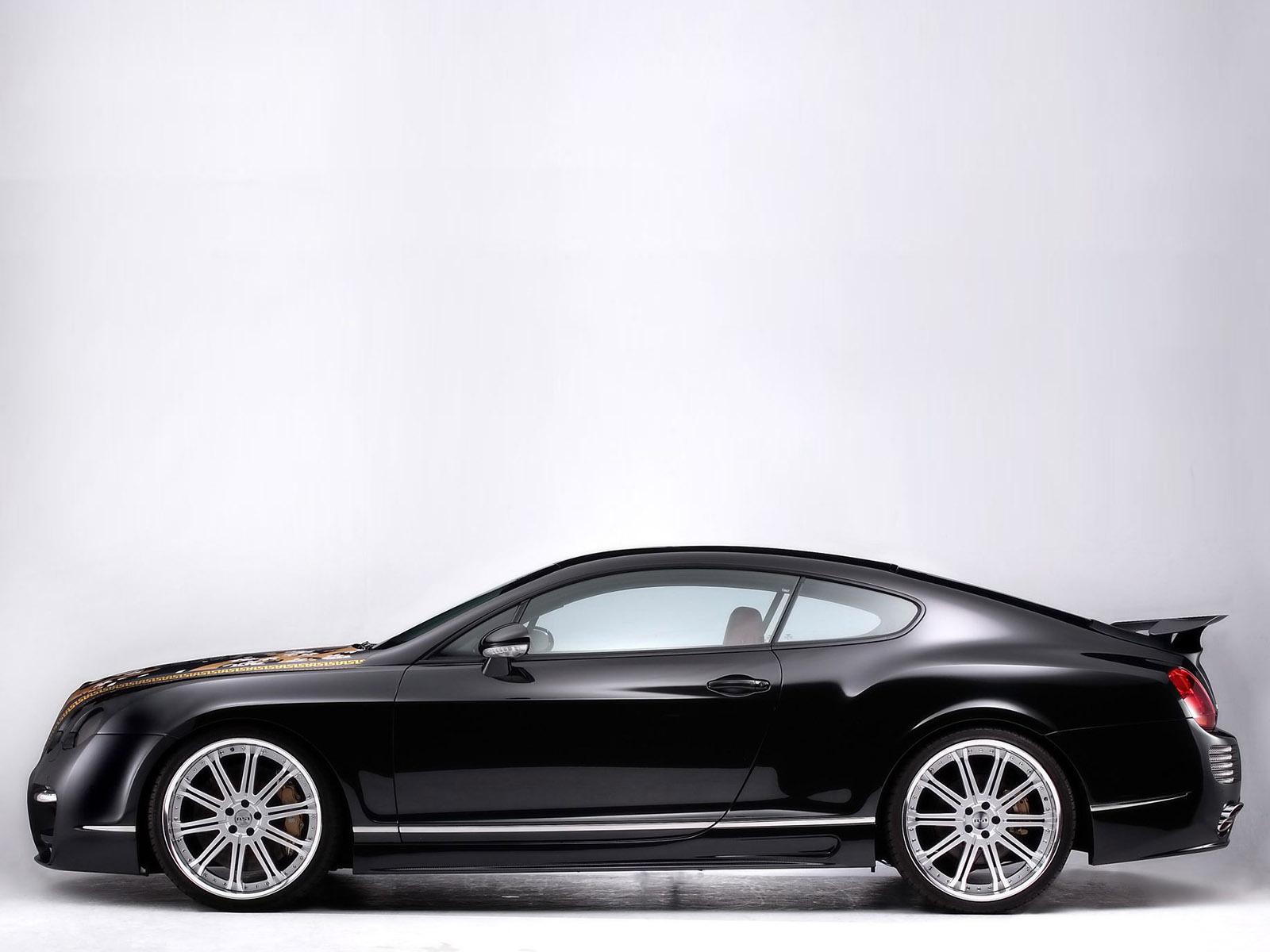 2009 ASI Bentley Continental GT