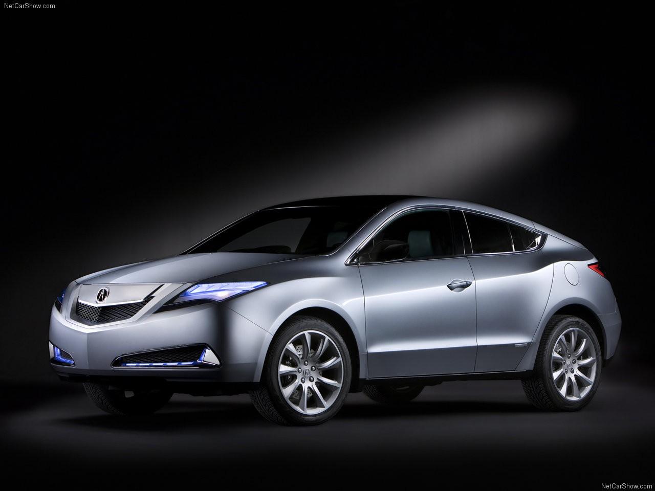 2009 Acura ZDX Concept