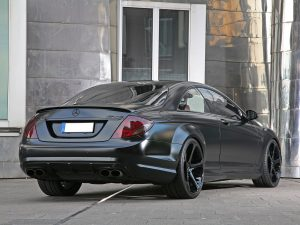 2010 Anderson Mercedes CL65 AMG Black Edition
