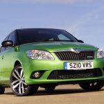 2010 Skoda Fabia RS UK