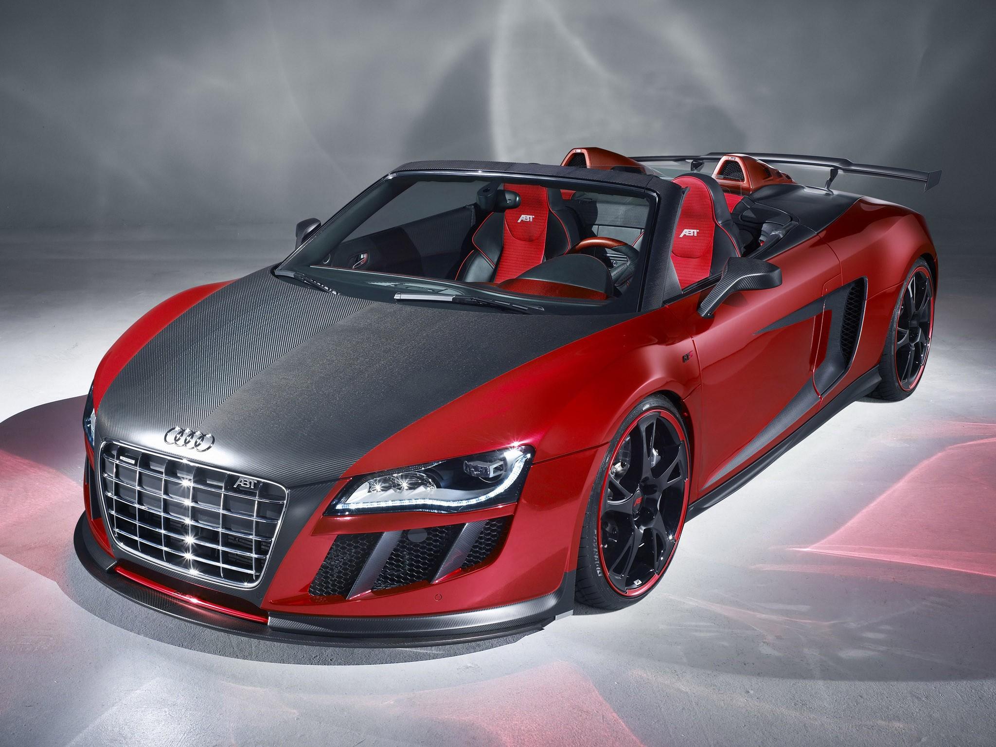 Audi R8 GTS 2011 - ABT