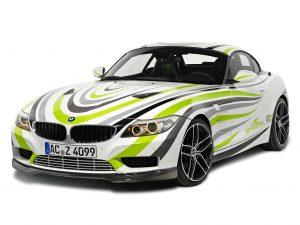 AC Schnitzer Bmw Z4 99d Concept 2011