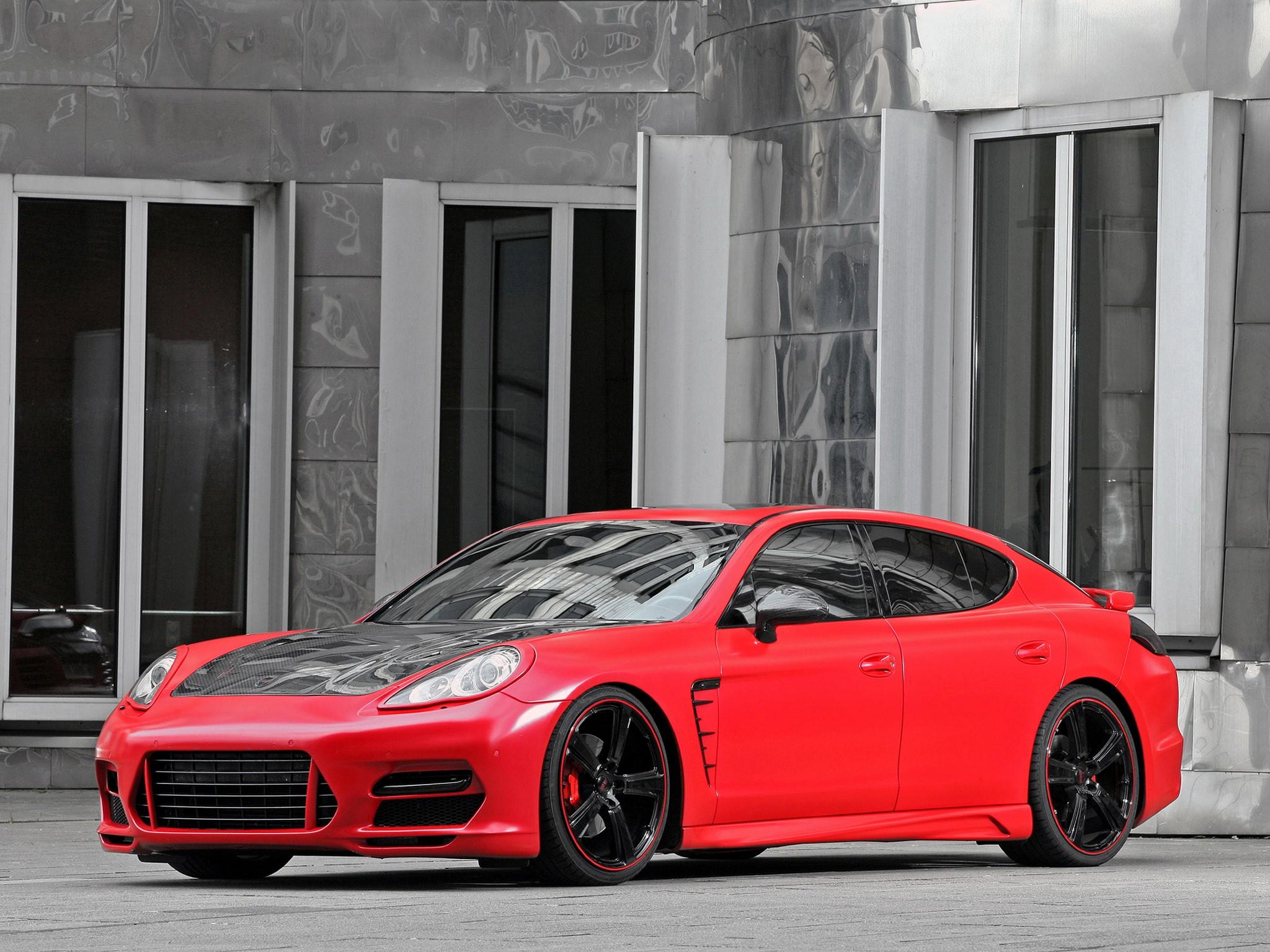 Anderson Germany – Préparateur Automobiles de luxe