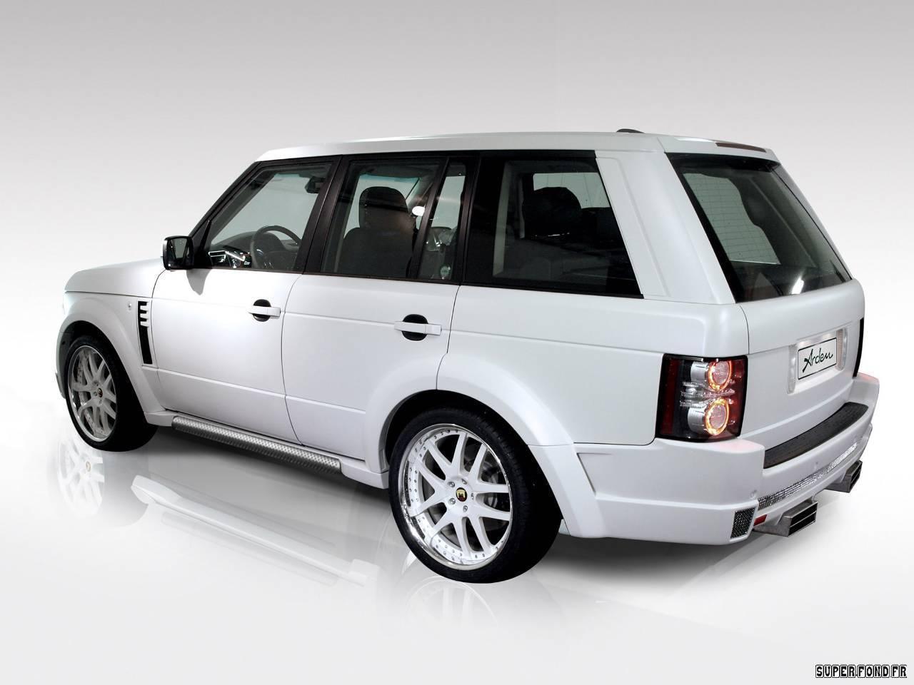 2011 Arden Range Rover AR7 Highlander