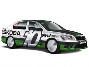 2011 Skoda Octavia RS Bonneville