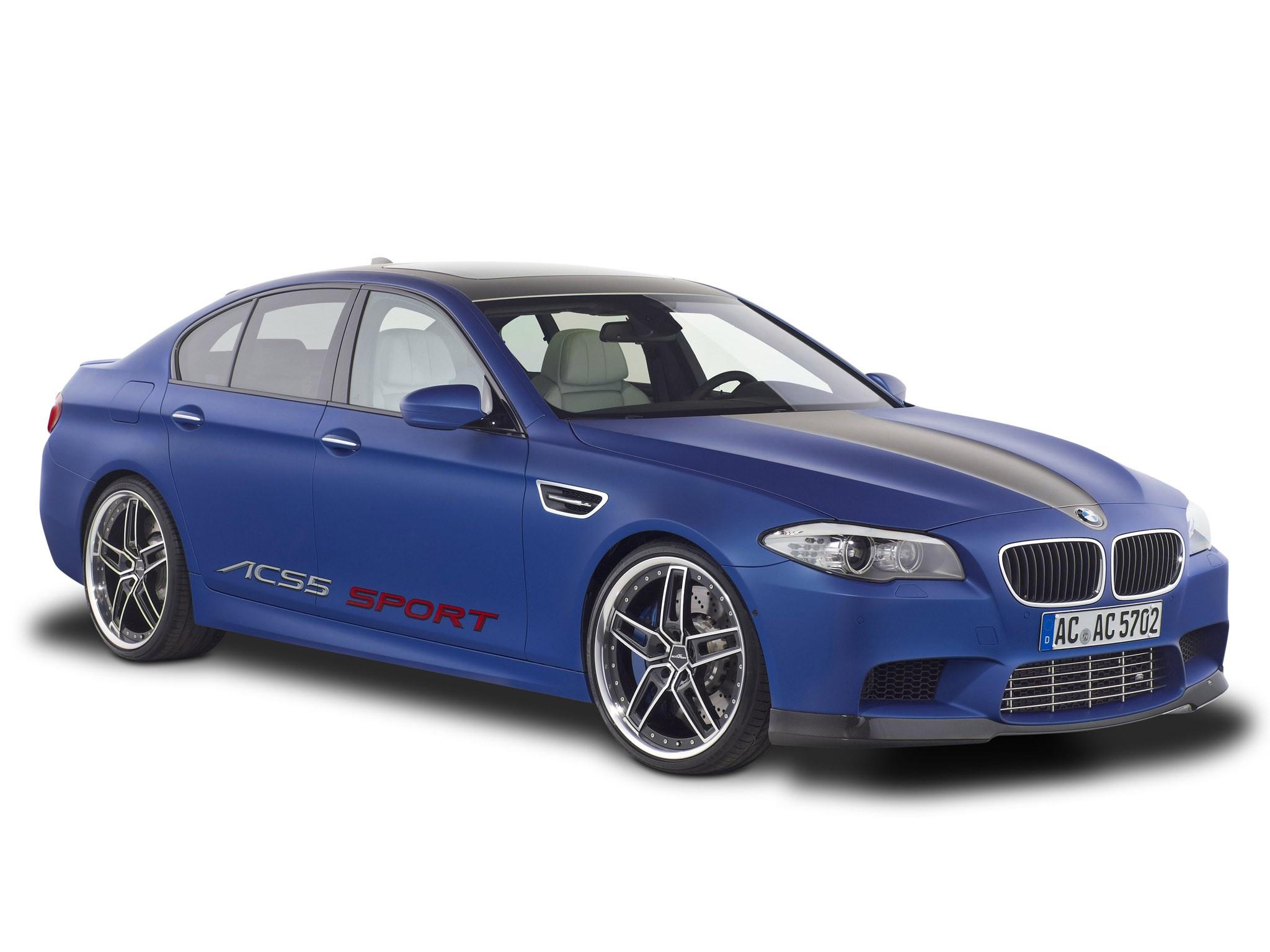 2012 AC Schnitzer - Bmw 5 Series acs5 Sport F10