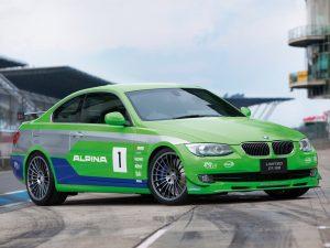 2012 Alpina B3 GT3 E92