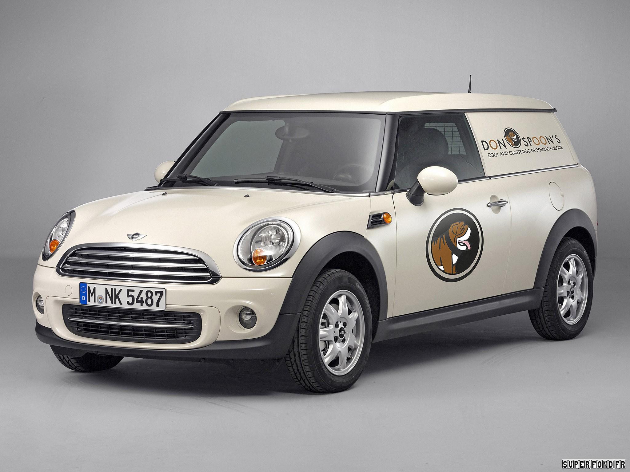 2012 Mini Clubvan