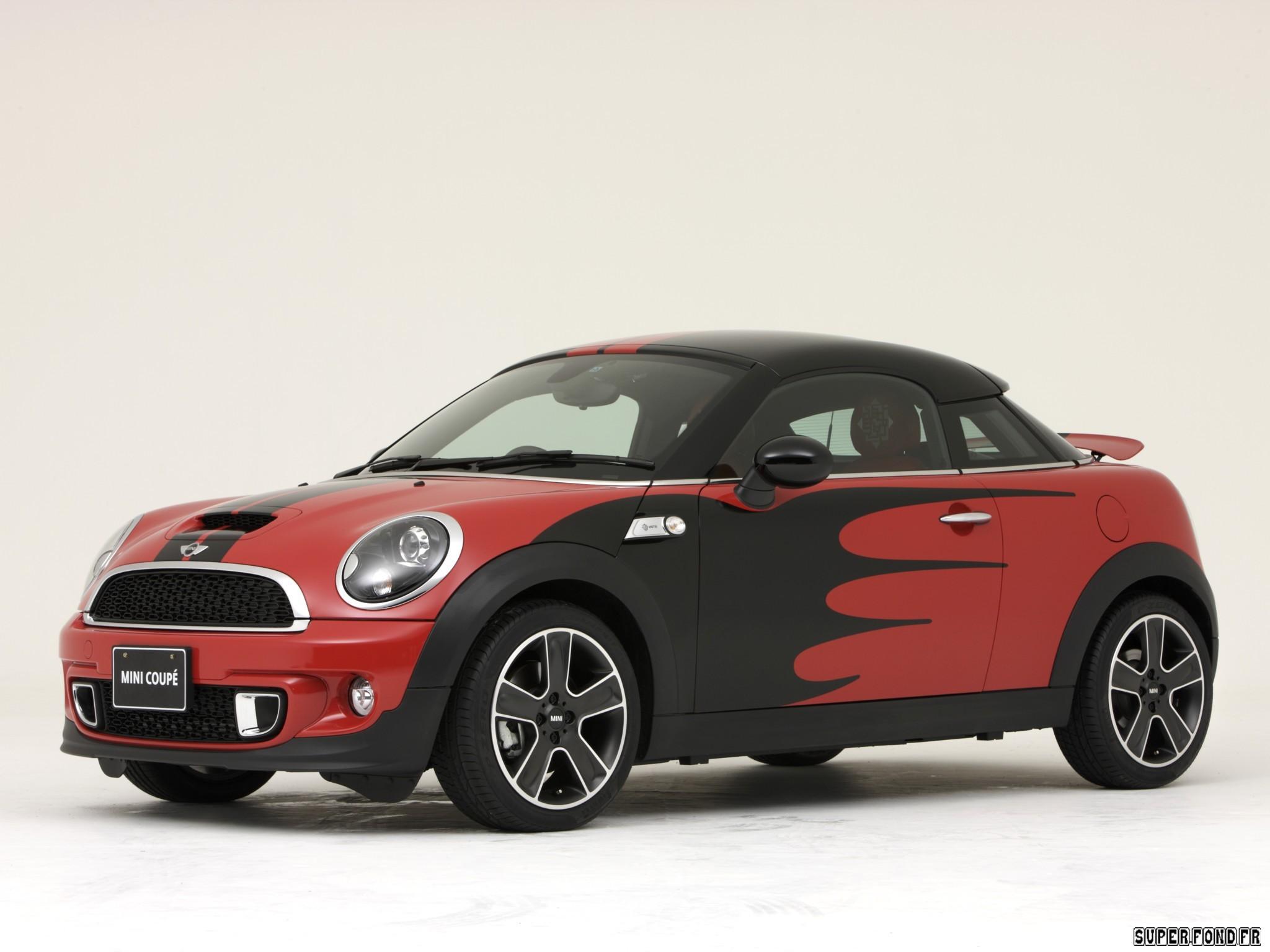 2012 Mini Cooper S Coupe Hotei