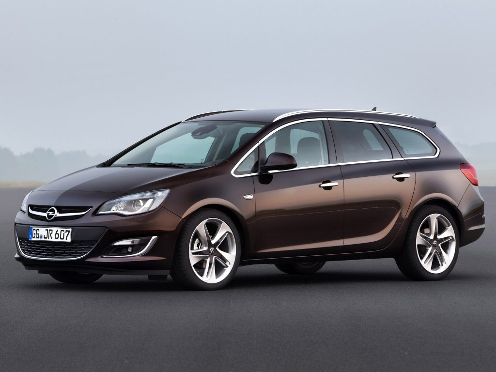 2012 Opel Astra Sports Tourer