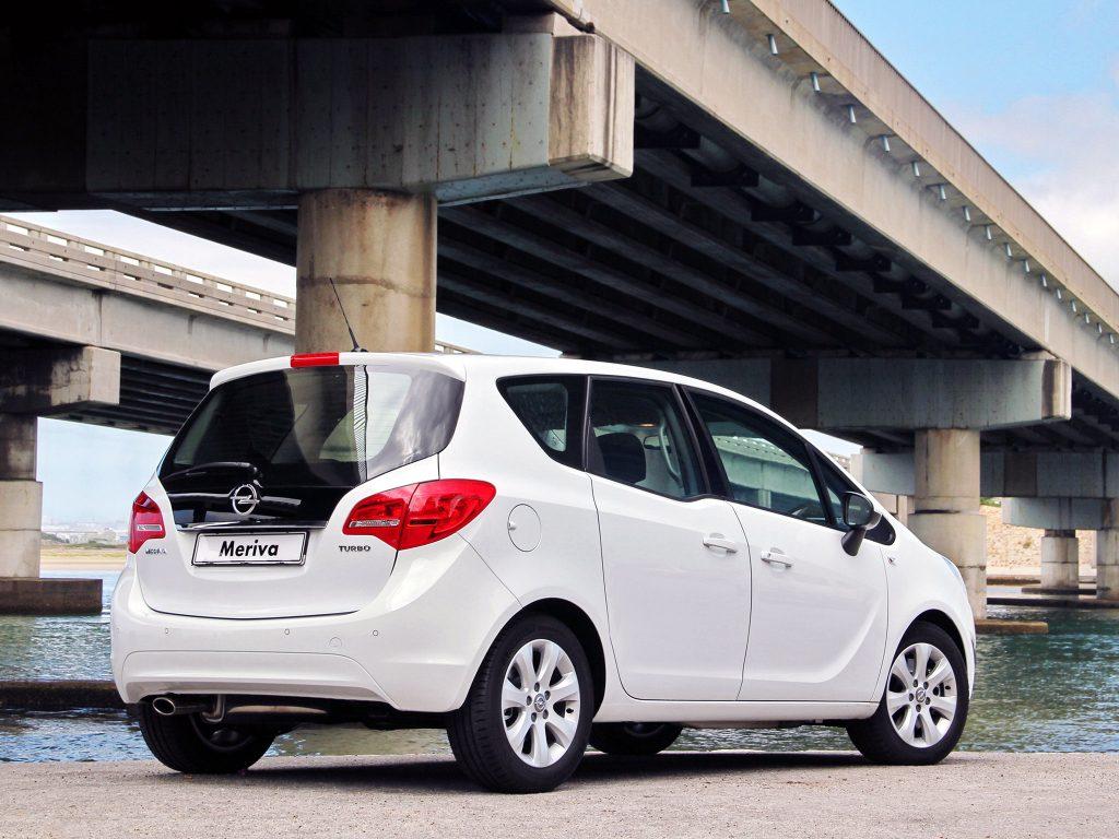 2012 Opel Meriva Turbo