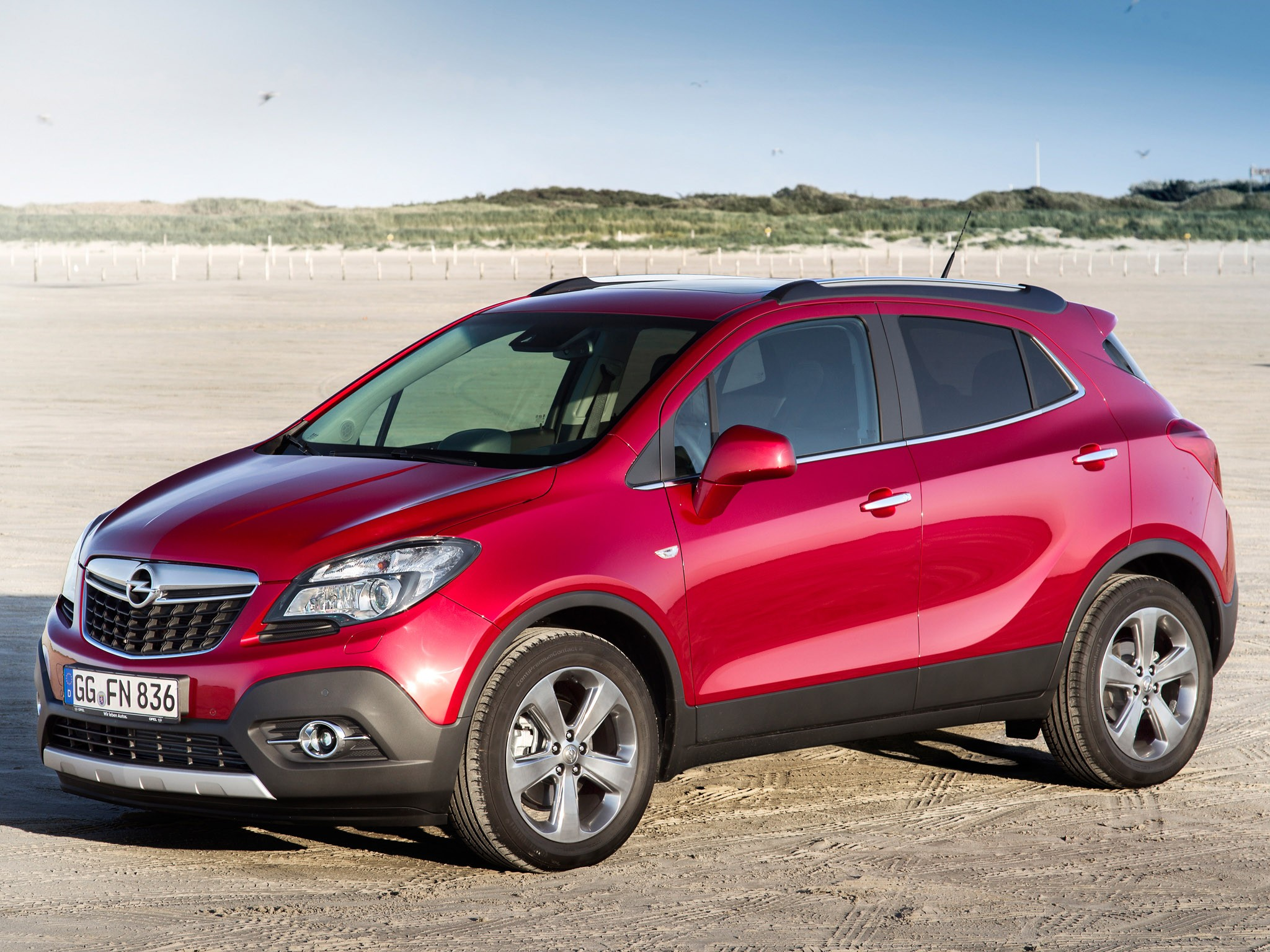 2012 Opel Mokka Turbo 4x4