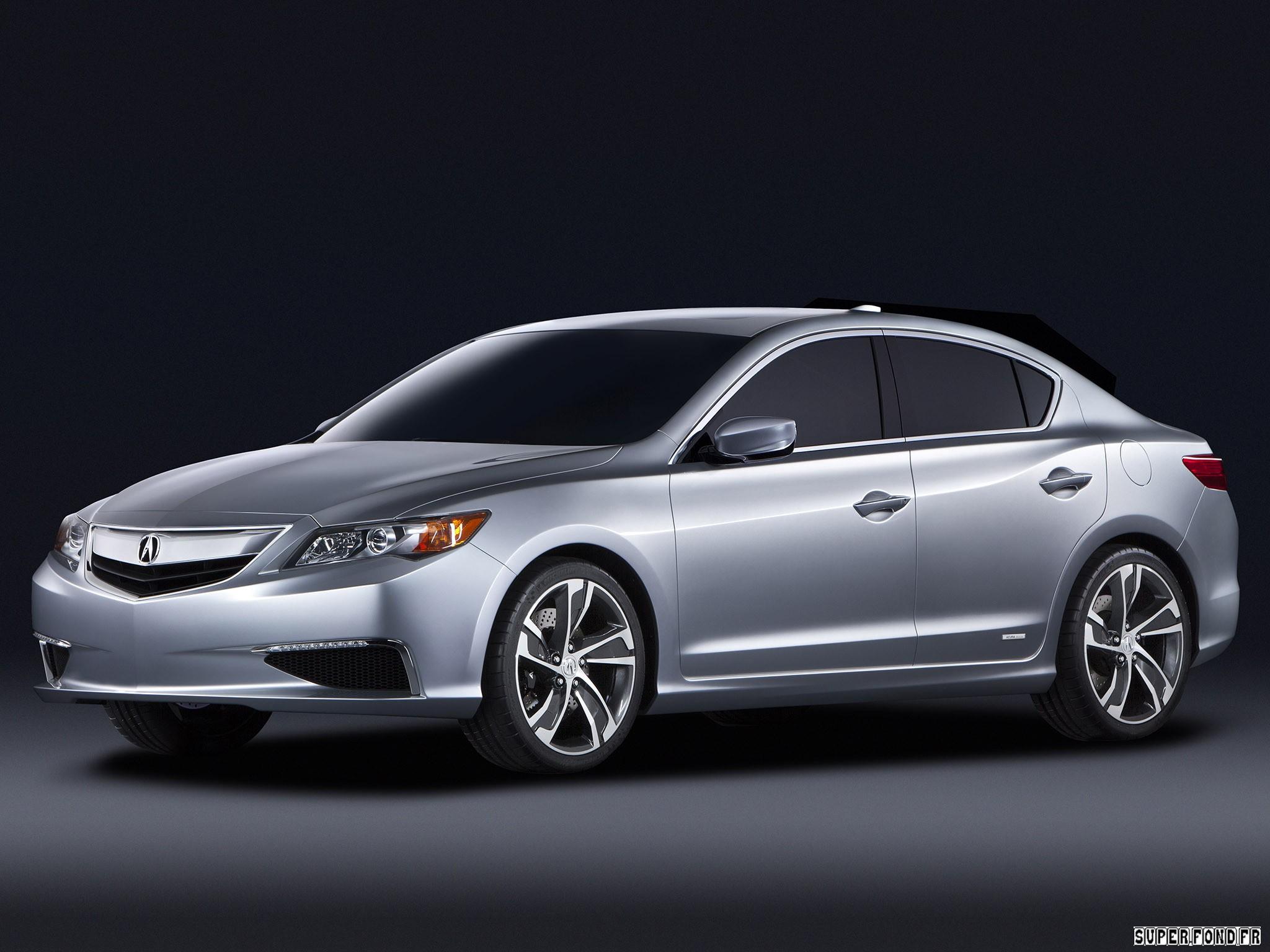 2012 Acura ILX Concept
