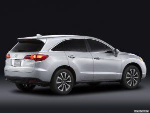 2012 Acura RDX Prototype