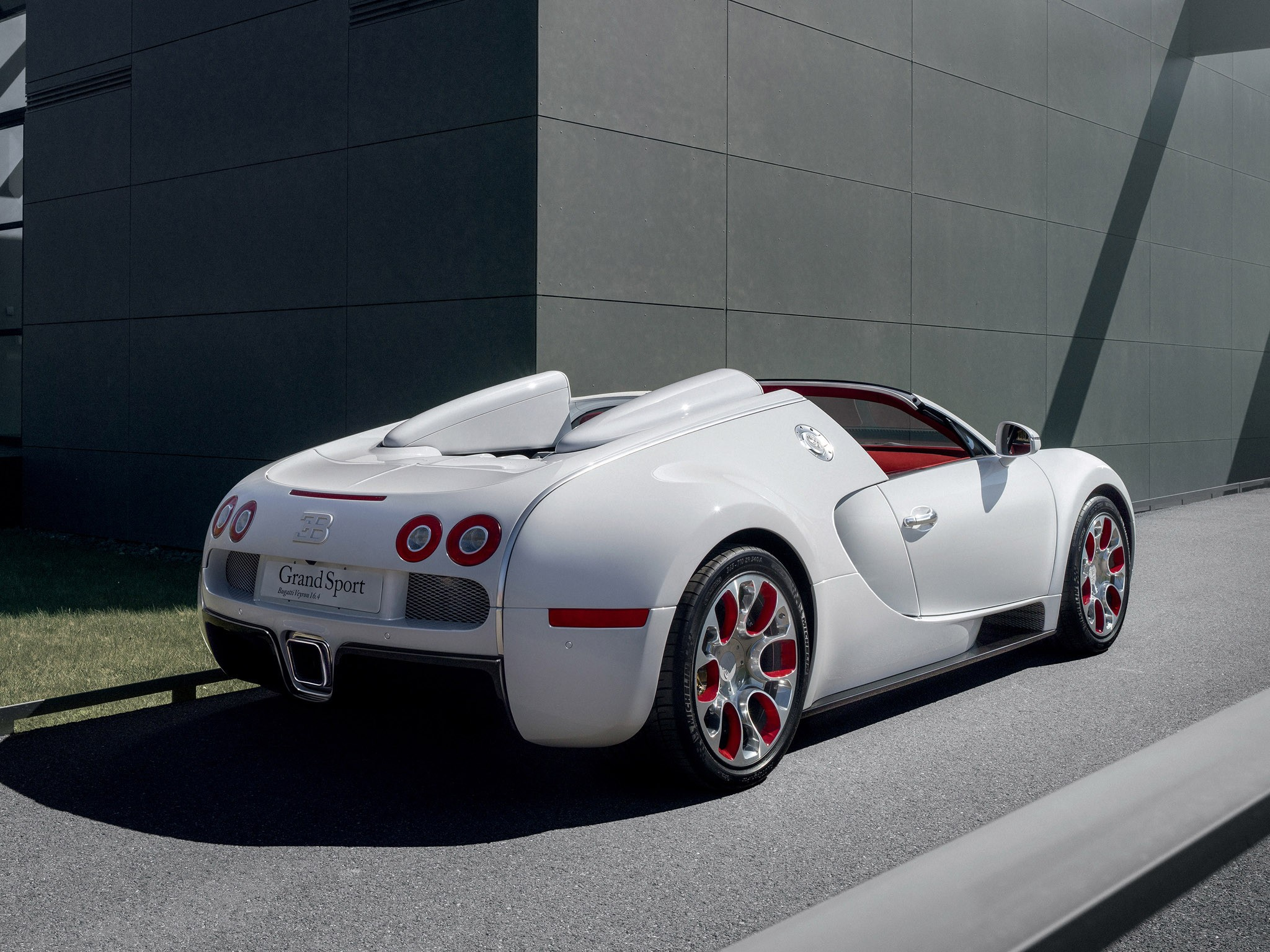 Bugatti Veyron Grand Sport Wei Long (2012)