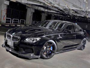 2013 3ddesign Bmw M6 Gran Coupe