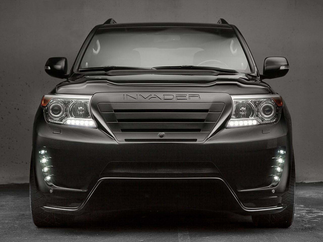 2013 ASI Toyota Land Cruiser 200 Invader T30