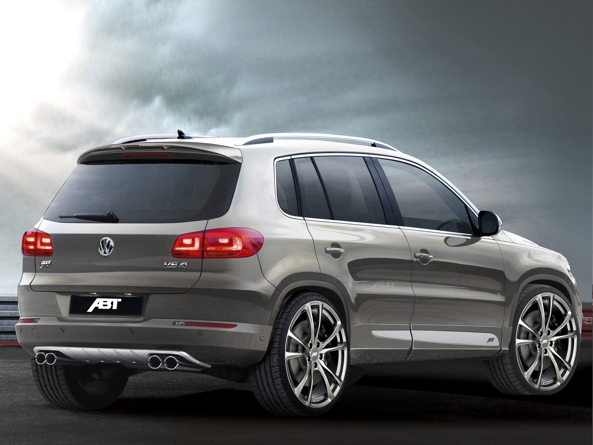 Volkswagen Tiguan (2013) - ABT