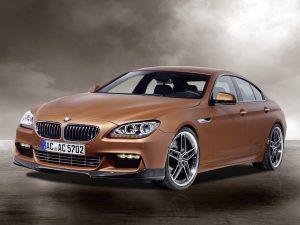 2013 AC-Schnitzer Bmw Serie 6 Gran Coupe Copper Edition