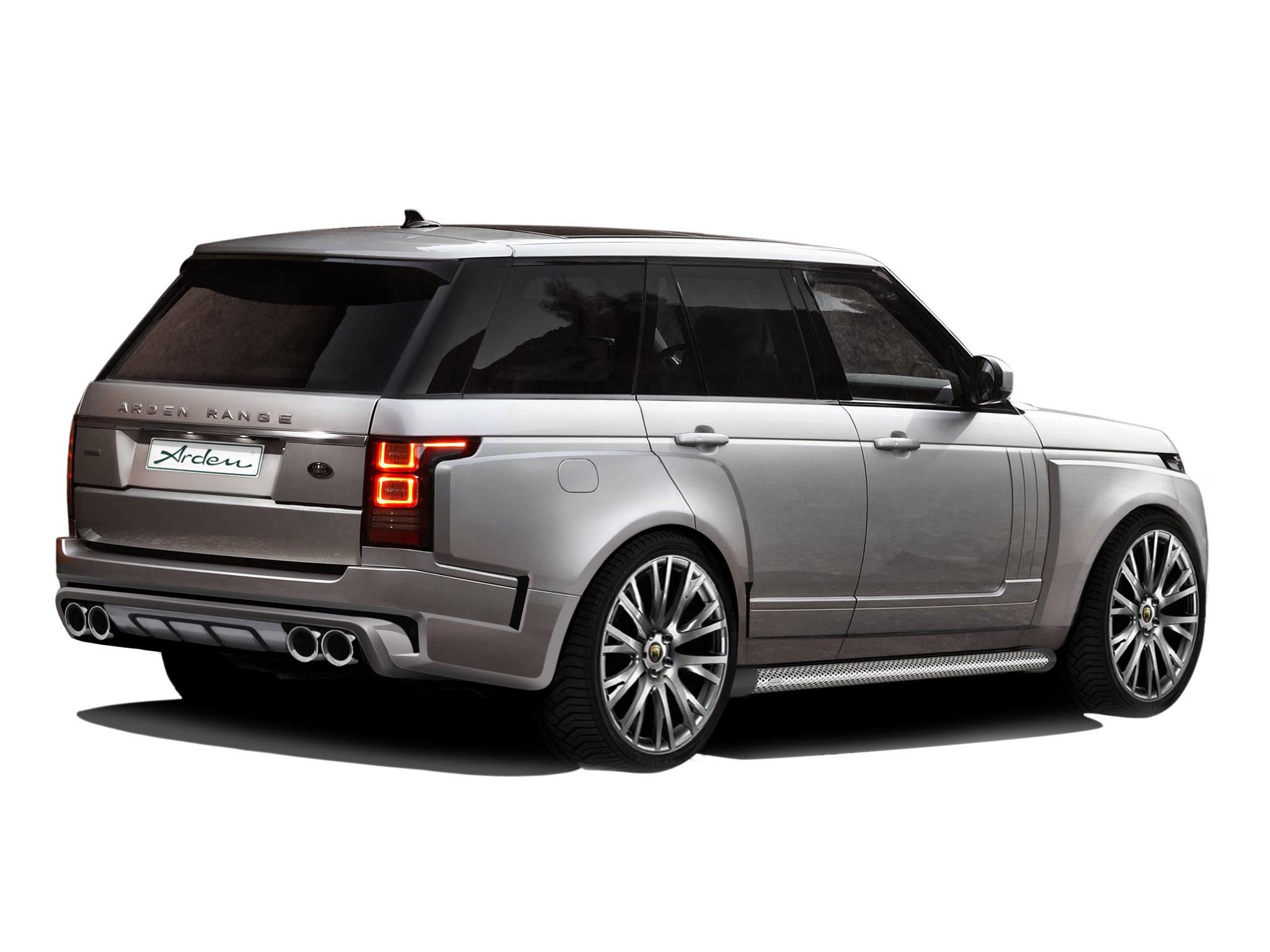 2013 Arden Range Rover AR9