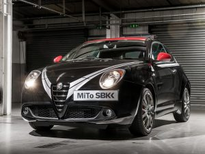 Alfa-Romeo Mito SBK Limited Edition uk 2013