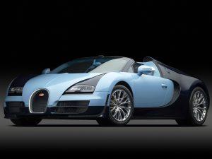 Bugatti Veyron Grand Sport Roadster Vitesse - JP Wimille (2013)