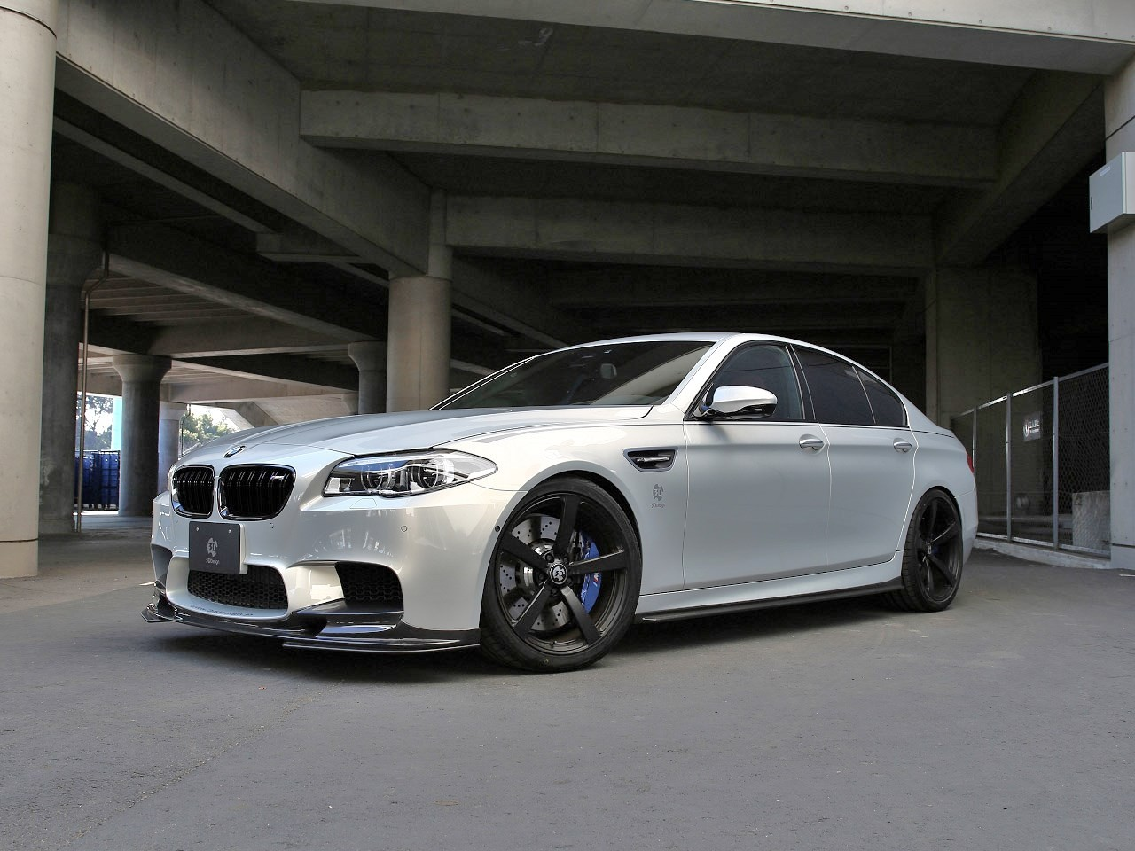 3D Design Bmw M5 Moon Stone 2014 - Photoscar