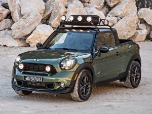 2014 Mini Paceman Adventure Concept