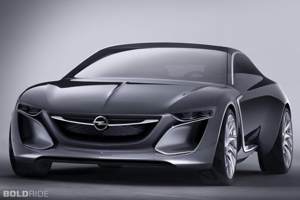 2014 Opel Monza Concept