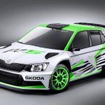 2014 Skoda Fabia R5 Concept