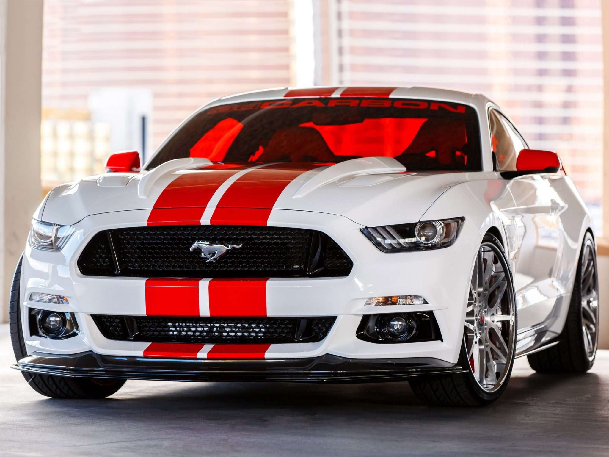 2014 3dcarbon Ford Mustang GT