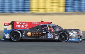 24 H du Mans 2014 - Ligier JS