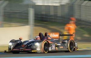 24 H du Mans 2014 - Morgan LMP2
