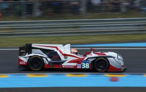 24 H du Mans 2014 - Zytek Z11 SN