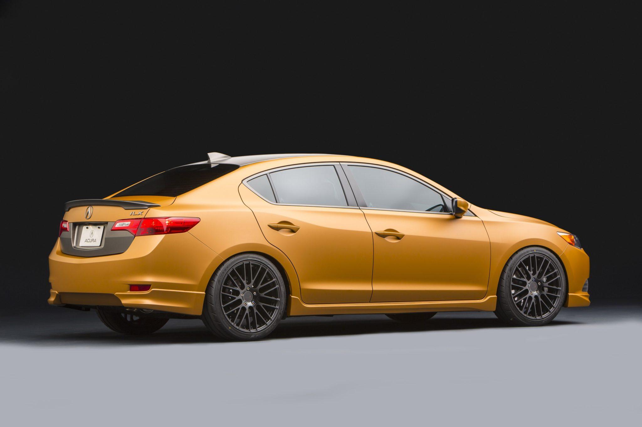 2014 Acura-Street Performance ILX