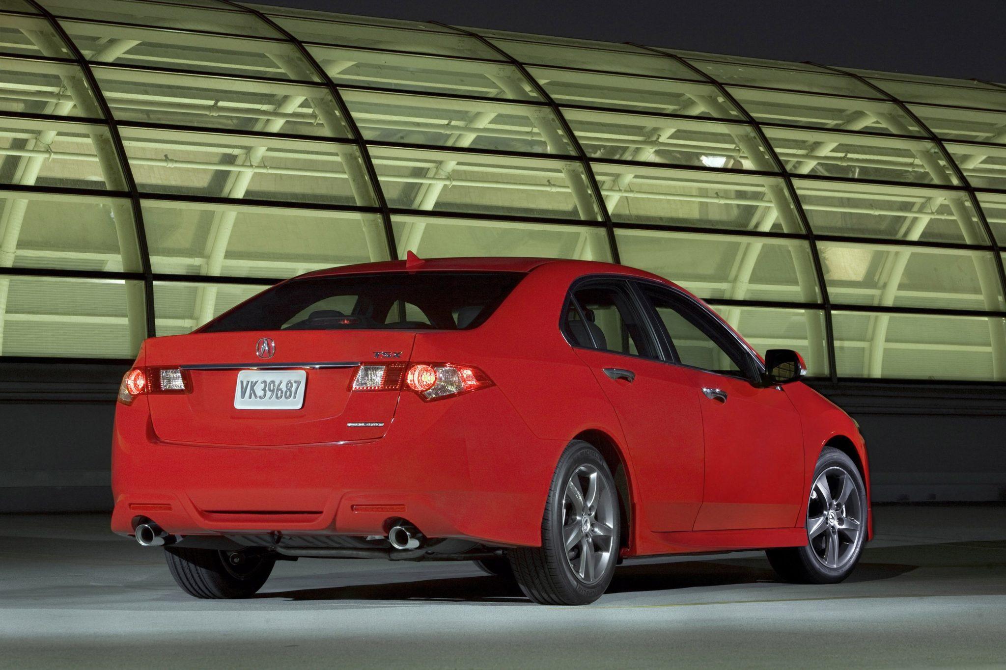 2014 Acura TSX SE