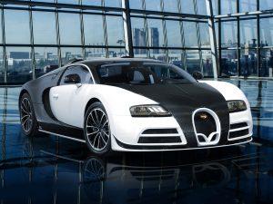 Bugatti Veyron Vivere (2014) - Mansory