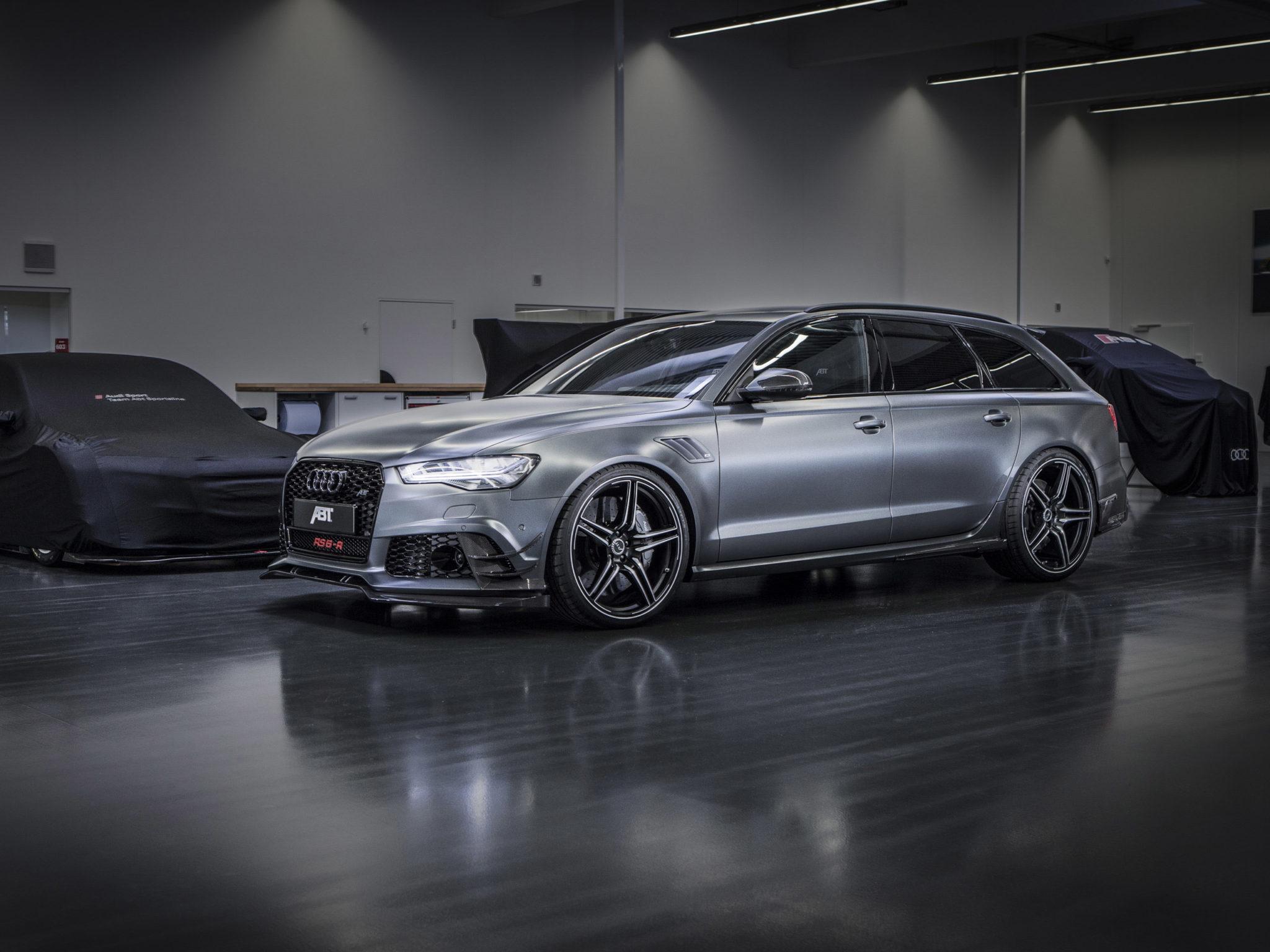ABT Audi RS6-R Avant 2015 – Une préparation extrême de 730 ch.