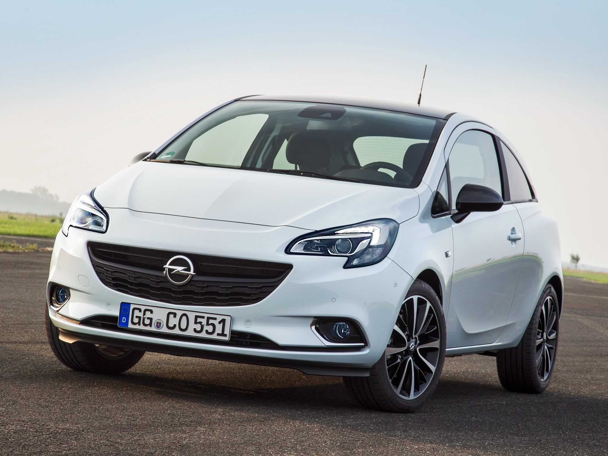 2015 Opel Corsa Color Edition 3 Portes